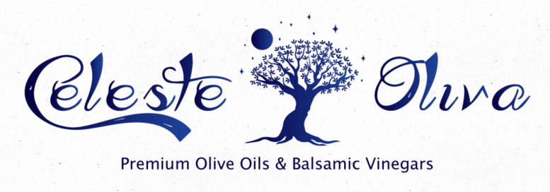 Celeste Oliva logo with tree