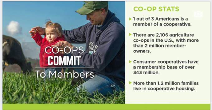 co-ops commit